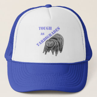 Tough as Tardigrades Trucker Hat