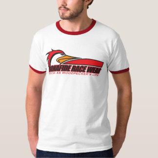 """""""Tough As Woodpecker's Lips"""" by Bonafide Race Wear T-Shirt"""