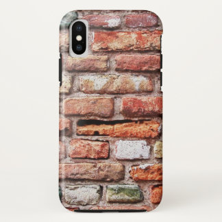 TOUGH BRICKC CASE FOR IPHONE X