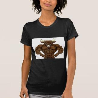 Tough Bull Mascot T-Shirt