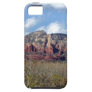 tough case for iPhone 5 with photo of Arizona red