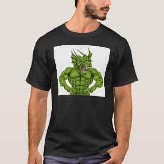 Tough Dragon Mascot T-Shirt