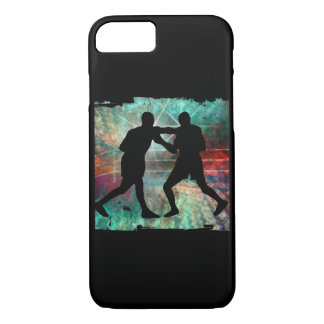 Tough & Gritty Boxing in the Ring iPhone 7 Case