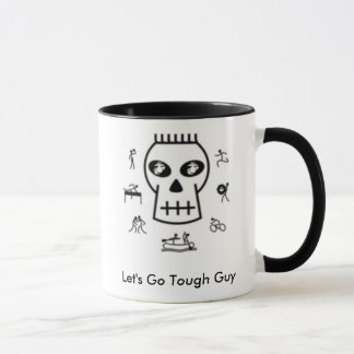 Tough Guy Finisher Mug
