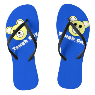 Tough Guy Funky Flip Flops