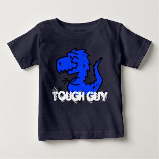 """Tough Guy"" tyrannosaurus rex Baby T-Shirt"
