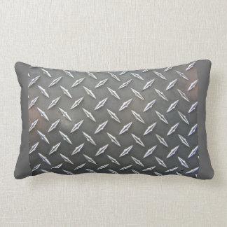 Tough look, but actually soft. Man Cave Pillow. Lumbar Cushion