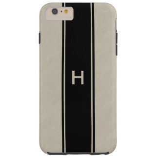 Tough Monogram iphone 6 Plus Case for Men