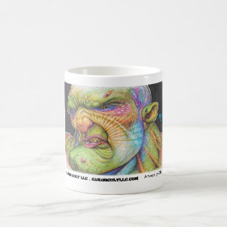 Tough Ogre Coffee Mug