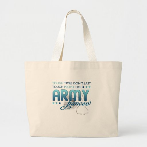 Tough People Army (Fiancee) Bag