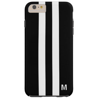 Tough Racing Stripe iphone 6 Plus Case for Men