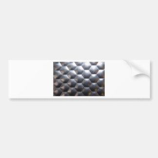 Tough Steel Bumper Sticker