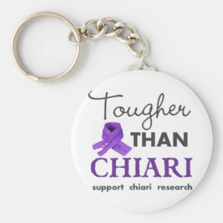 Tougher than Chiari Key Ring