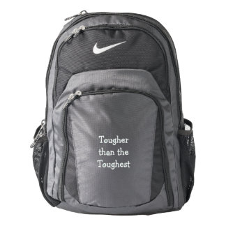 Tougher than the Toughest Backpack