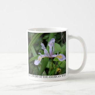 Toughleaf Iris Coffee Mug