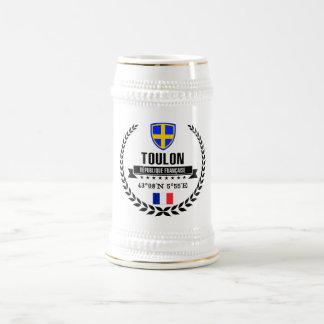 Toulon Beer Stein