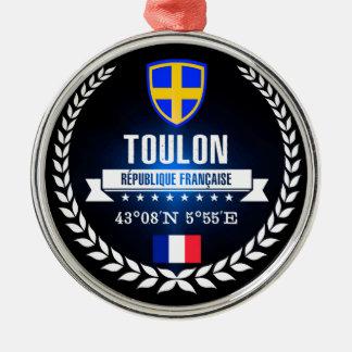 Toulon Metal Ornament