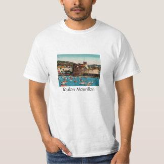 Toulon Mourillon Baie du Fort France T-Shirt