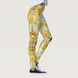 Toulon Sangria Leggings