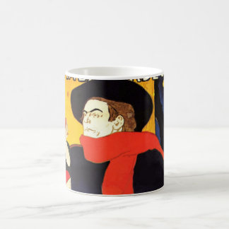 Toulous Lautrec coffee mug