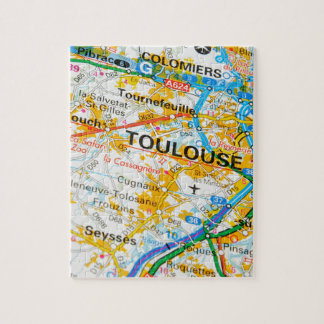 Toulouse, France Jigsaw Puzzle