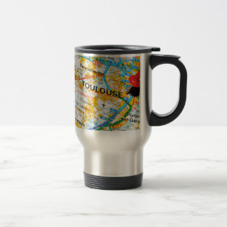 Toulouse, France Travel Mug