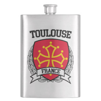 Toulouse Hip Flask