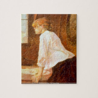 Toulouse-Lautrec - The Laundress puzzle