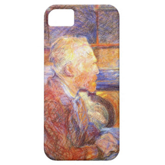 Toulouse-Lautrec - Van Gogh Case For The iPhone 5