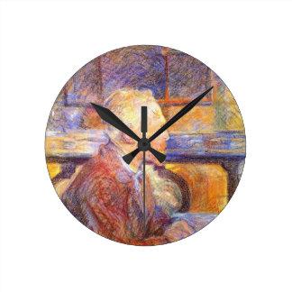 Toulouse-Lautrec - Van Gogh Clocks