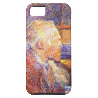 Toulouse-Lautrec - Van Gogh Tough iPhone 5 Case
