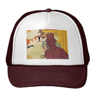 Toulouse-Lautrect: Flirt - Englishman at M Mesh Hat