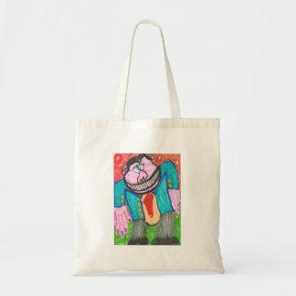 Tounge-Tied Bag