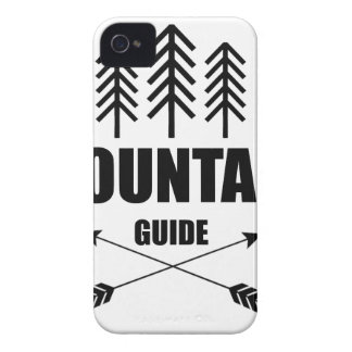 Tour and Adventure, Mountain Guide iPhone 4 Cover