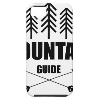 Tour and Adventure, Mountain Guide iPhone 5 Case