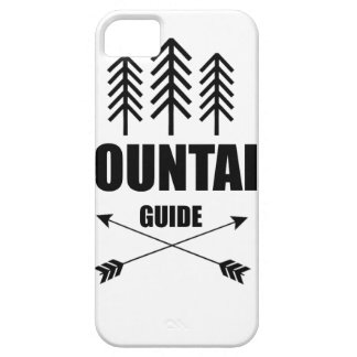 Tour and Adventure, Mountain Guide iPhone 5 Cases