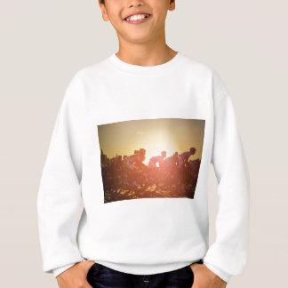 Tour De France Sunset Sweatshirt