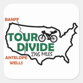 Tour Divide Sticker