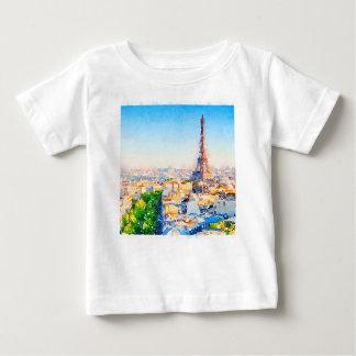 Tour Eiffel - Paris Baby T-Shirt