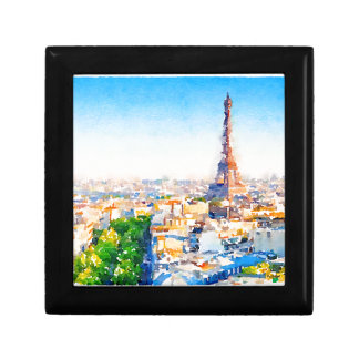 Tour Eiffel - Paris Gift Box