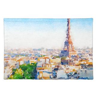 Tour Eiffel - Paris Placemat