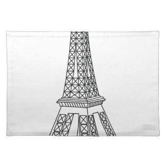 tour Eiffel Placemat