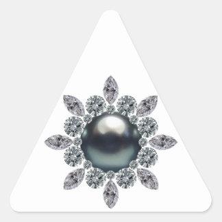 tour-guide-pin triangle sticker