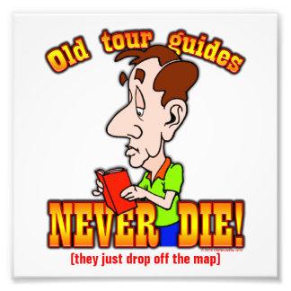 Tour Guides Art Photo
