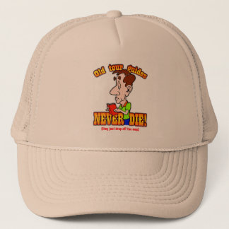 Tour Guides Trucker Hat