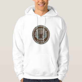 Tour logo hoodie