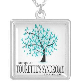 Tourette's Syndrome Tree Custom Jewelry