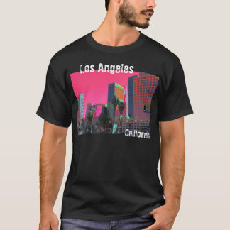 Tourism apparel Los Angeles, California T-Shirt