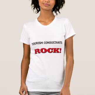 Tourism Consultants Rock Shirts