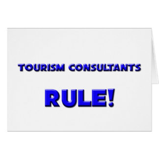 Tourism Consultants Rule Card